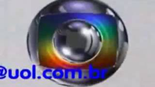 (RARIDADE) Vinheta TV Globo Primavera - COM FUNDO BRANCO (Globo, 1999)