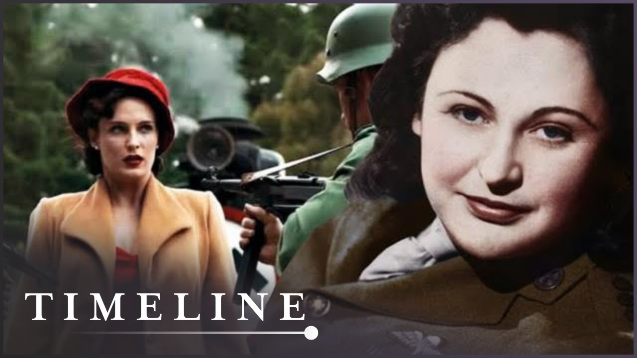 Nancy Wake: Enemy Of The Reich | French Resistance Documentary