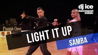 SAMBA | Dj Ice - Light It Up (Major Lazer Cover)