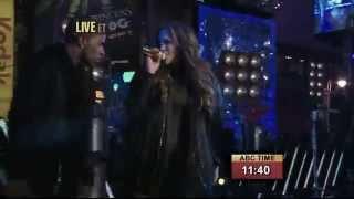 Jlo's Reign - Jennifer Lopez - Louboutins - Live New Year's Party - HD