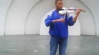 kendrick lamar. don't kill my vibe. violin solo.