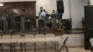 BANDA EXPLOSIVA FT. ANGEL D' AMERICA EN VIVO