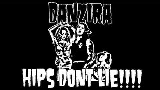 "Shakira feat. Danzig ""Hips Don't Lie"""