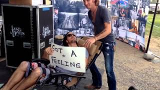 BLACKJACK BILLY - GOT A FEELING (Official Lyric Video)