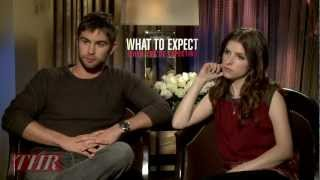 Anna Kendrick, Chace Crawford 'What to Expect When You're Expecting'