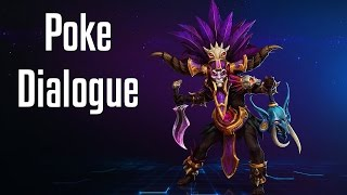 Nazeebo Poke Dialogue | All Quotes | Heroes of the Storm