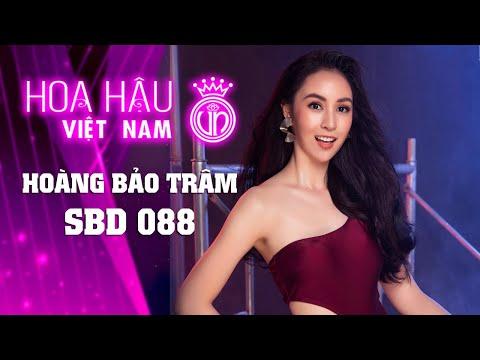 088 HOÀNG BẢO TRÂM HOA HẬU VIỆT NAM 2020