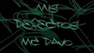 Mis defectos ft  mc Davo