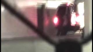 Michael Jackson alive?! Seen coming out of coroner's van!