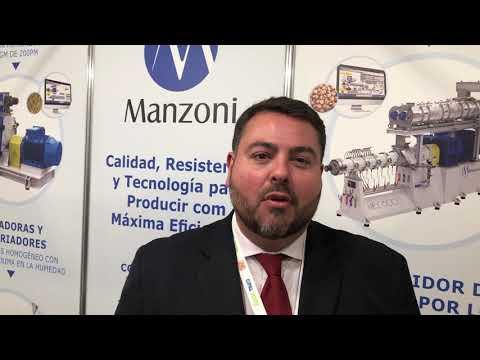 Manzoni confirma participação na FENAGRA 2020