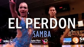 SAMBA   Dj Ice - El Perdon (orig. by Enrique Iglesias) (50 BPM)