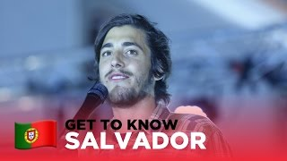 ESC 2017: Get to know... SALVADOR SOBRAL from PORTUGAL 🇵🇹