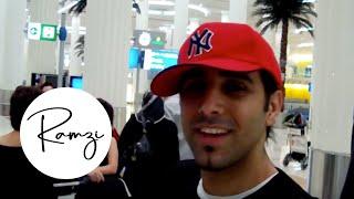 Ramzi At Dubai Airport