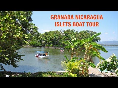 Granada, Nicaragua | Boat Tour of Islets of Granada | Family Travel | Raising Biz Kidz