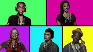 The Electric Company and Mike Tompkins Retro Theme Song Mash-Up - Voice & Mouth