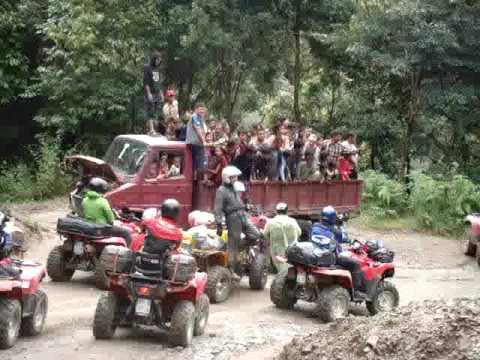 Trasporto persone in Nepal