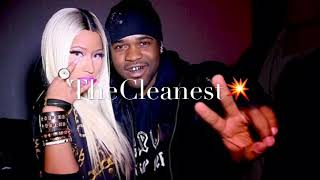 A$AP Ferg - Plain Jane (Remix) (ft. Nicki Minaj) (Clean)