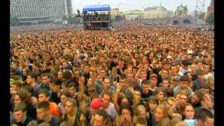 Zdob si Zdub Live Moscow Red Square 1999
