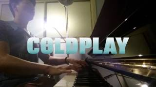 The Chainsmokers & Coldplay - Something Just Like This (Piano Instrumental Cover)