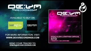 DEVA 002 - Steve Allen & Jonathan Carvajal - STD (Aqua & Arctic Remix) [DE:VA Recordings]
