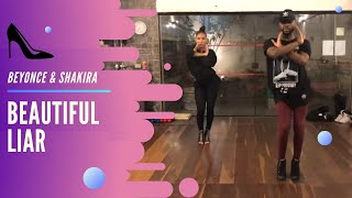 BEAUTIFUL LIAR BEYONCE FEAT SHAKIRA CHOREOGRAPHY ANDREY FELLIPY