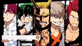 Boku no Hero Academia OST 01   You Say Run『Theme Song   Plus Ultra』