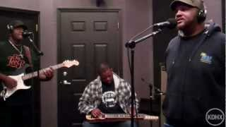 """The Lee Boys """"Joy to the World"""" Live at KDHX 10/30/12"""
