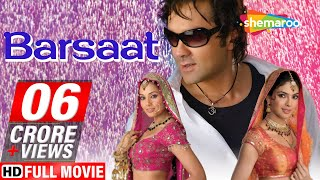 Barsaat - 2005 [HD] - Hindi Full Movie - Priyanka Chopra - Bobby Deol - Bipasha - With Eng Subtitles width=