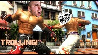 TROLLING | Tekken Online Funtage!