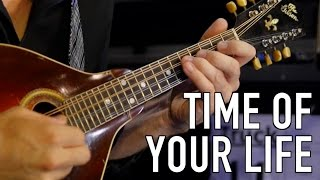 Time Of Your Life - Green Day Violin Cover [Acoustic Session]