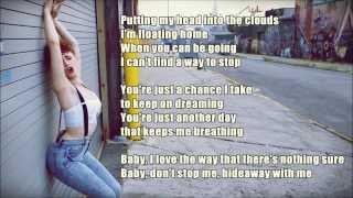 KIESZA - HIDEAWAY LYRICS (Acoustic version)