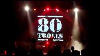 "80 Trolls cover of ""Oh la la la"" from TC Maric"