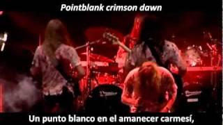 Bloodbath - Weak Aside LIVE HQ (Subtitulos Español Lyrics) (Party San 2008)