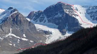 Mt Andromeda - Canadian Rockies - Sierra Mountaineering Club