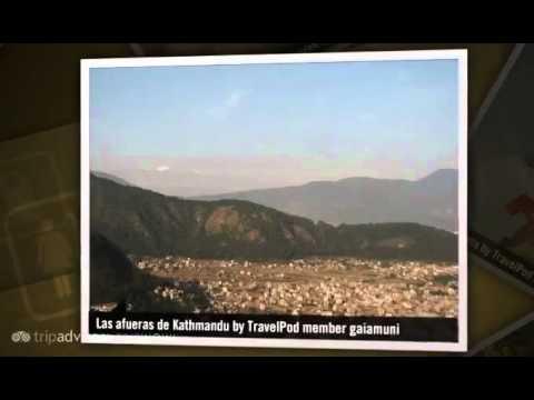 """Conviviendo con los monjes"" Gaiamuni's photos around Kathmandu, Nepal (te mantecado tibetano)"