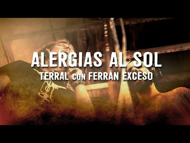Alergias al sol