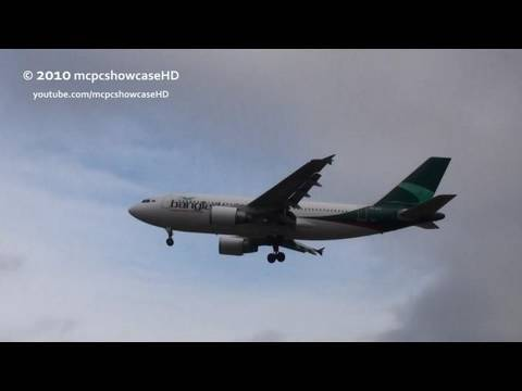 Biman Bangladesh A313 | Landing | 27L Heathrow Airport