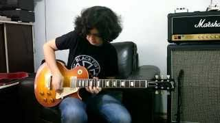 Eagles - Hotel California; Solo Cover by Andrei Cerbu