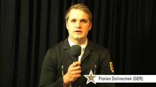 Portrait Florian Dolinschek (GER) EyCup 2013 World Finale Salzburg Arena