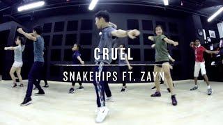 Cruel (Snakehips ft. Zayn) | Deo Choreography