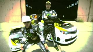 DC SHOES: GYMKHANA 2.1, BLOCK vs DYRDEK