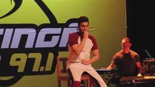 Acordando o Prédio - Luan Santana (Show Exclusivo Maringá FM)