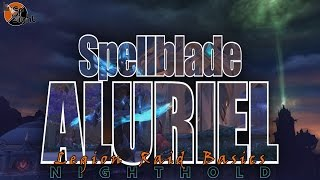 Spellblade Aluriel: Two Minute Tips | Normal/Heroic | Legion Raid Basics
