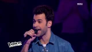 The Voice 2013   Anthony Touma VS Jo Soul - Locked Out of Heaven (Bruno Mars)   Battle