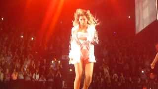 Beyoncé - Run the World (Live) - Mrs. Carter Show (Second Leg)