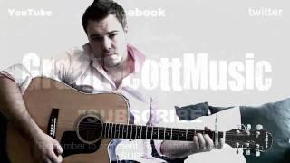 Dynamite - Taio Cruz - Acoustic Cover By Grant Scott (Guitar Acoustic)