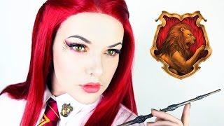Hogwarts House: GRYFFINDOR | Makeup Tutorial