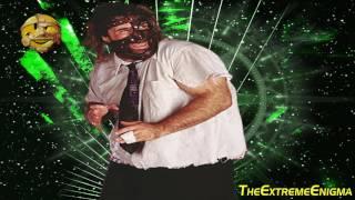 Mankind 1st WWE Theme Song Schizophrenic
