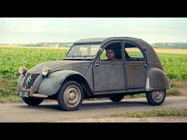 Image of Tribute to the Citroen 2CV