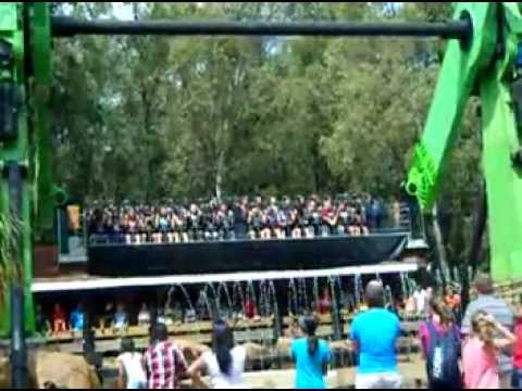 Miners revenge- Gold Reef City